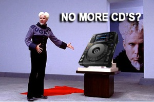 NO MORE CDJS