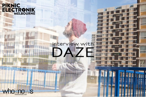 PE Interview with Daze photo