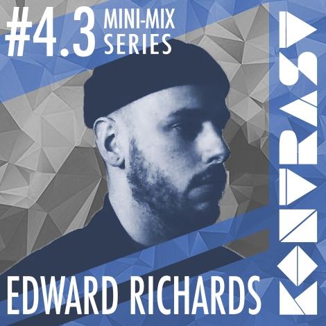 KONTRAST Mini-Mix #4.3 - EDWARD RICHARDS