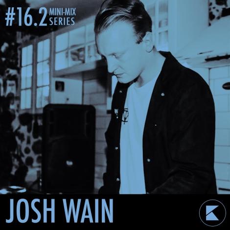 Kontrast Mini-Mix #16.3 - Josh Wain